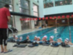 שחייה טיפולית