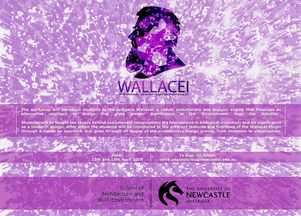 Wallacei at University of Newcastle