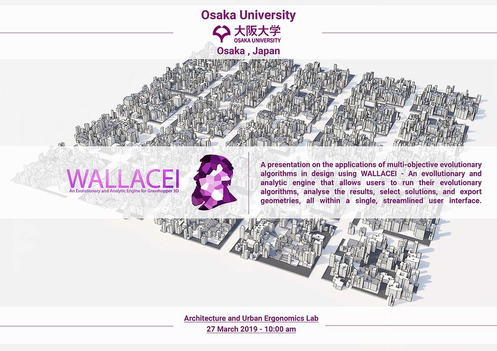 Osaka University Wallacei Presentation