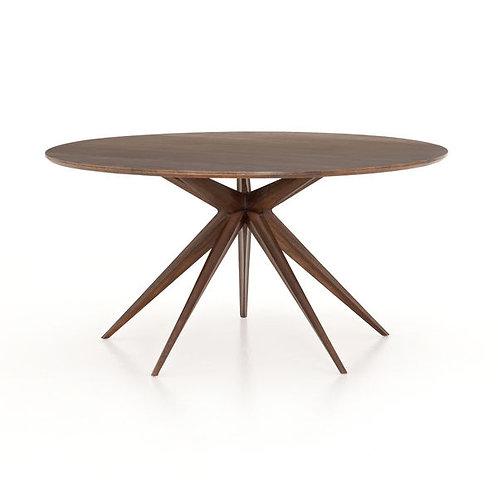 Hewitt Round Dining Table Acorn