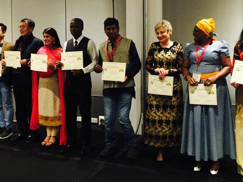 Educators from Around the World