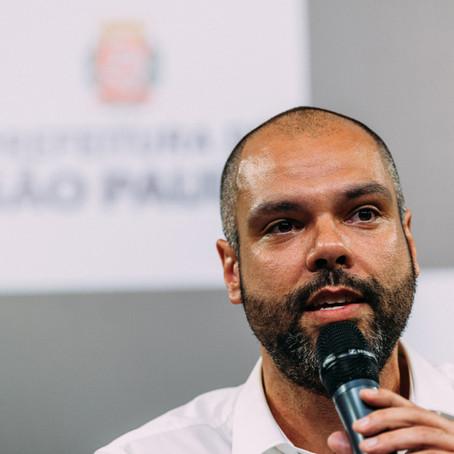 Bruno Covas vai aos EUA negociar R$800 mi para a saúde de SP