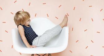 enfant eames chaise design