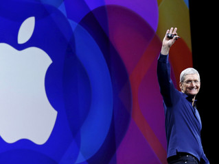 Apple Has Acquired an Eye-Tracking Company