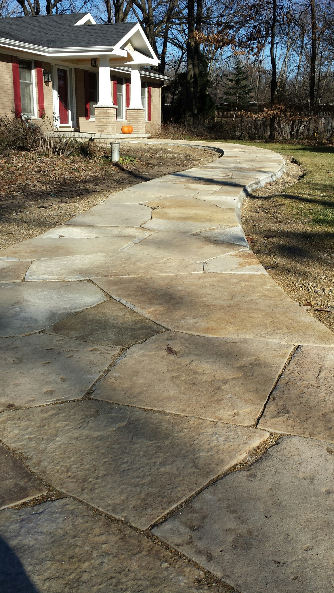 Mackinaw Flagstone
