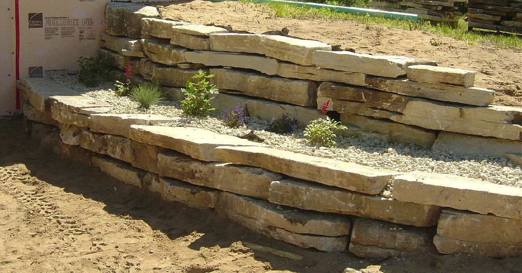 Bay Harbor Stone Mackinaw Outcropping (2