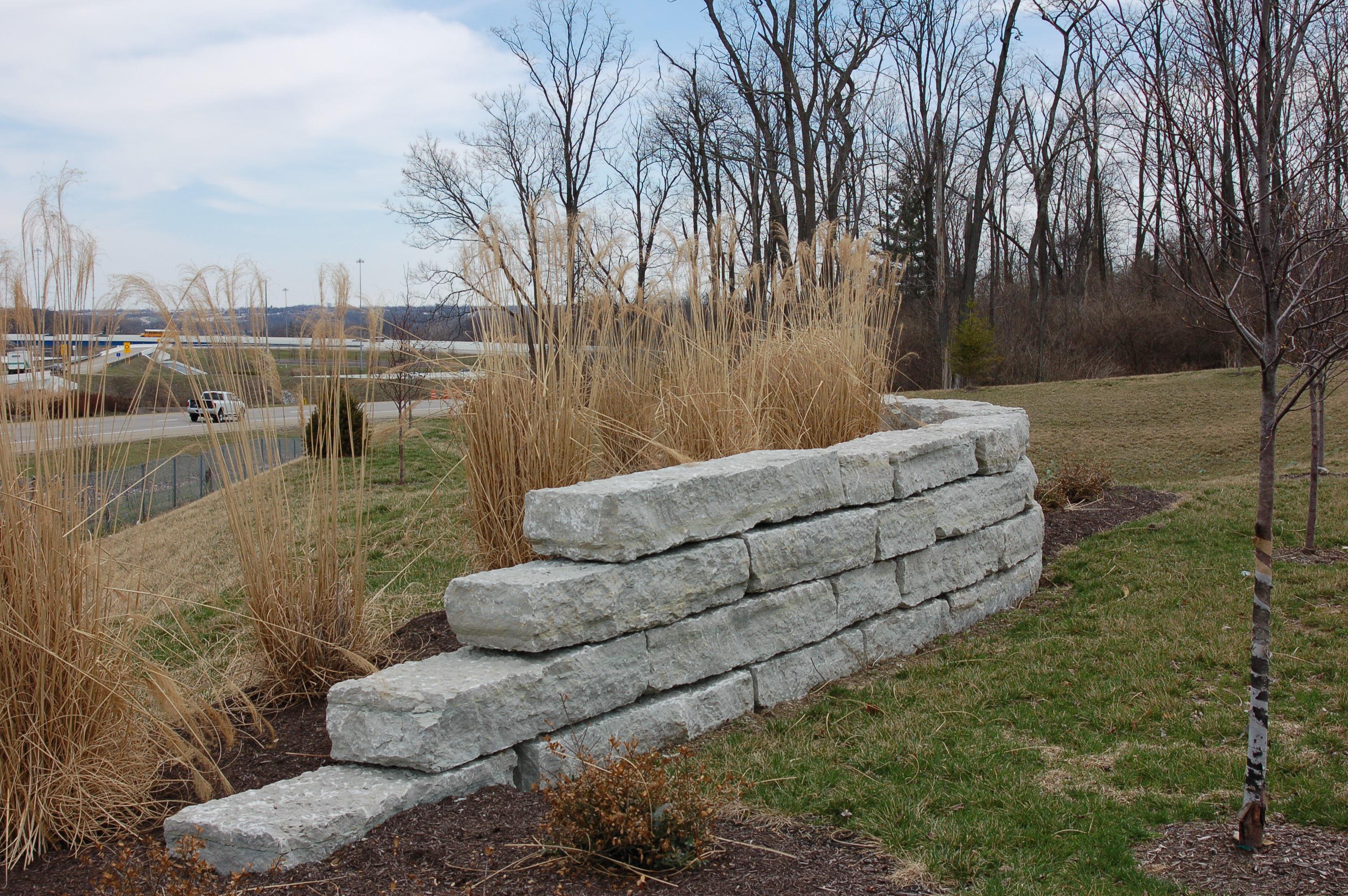 Drystack Wall Stone Lake Superior