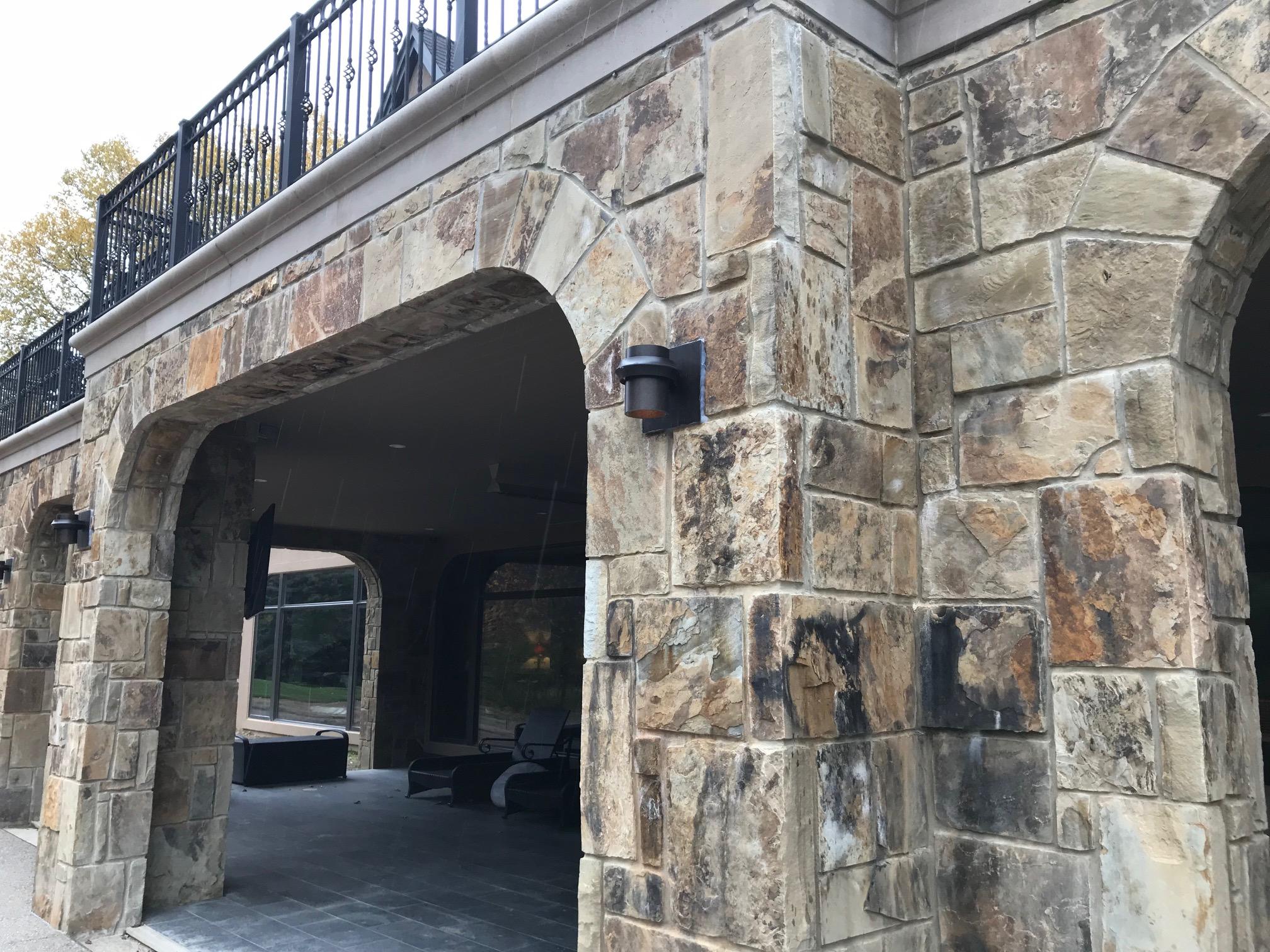 Leelanau Castle Rock