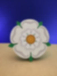 York Rose The Travesty of Richard III Comedy Shakespeare Ian Renshaw actor prop maker designer illustrator musician