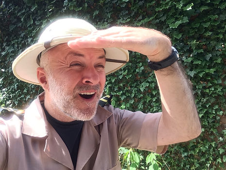 Sam the Explorer PMW Communications Ian Renshaw actor prop maker designer musician.JPG