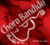Choro Bandido CD old hat new shoes Ian Renshaw actor prop maker designer illustrator musician