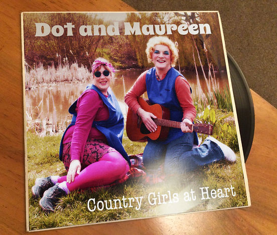 Dot and Maureen Ian Renshaw actor prop maker designer musician