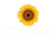 Bloomin Arts Sunflower logo.png