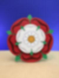 Tudor Rose The Travesty of Richard III Comedy Shakespeare Ian Renshaw actor prop maker designer illustrator musician