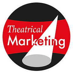 GFTC Theatrical Marketing logo Guildford Fringe Festival 2019 Theatre design poster flyer logo branding Ian Renshaw actor prop maker designer illustrator musician