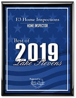 Best Home Inspector, Lake Stevens
