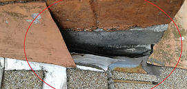 home inspection report photo