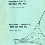 Study on Tension Roof Structures