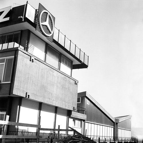 Mercedes Benz Showroom Plans