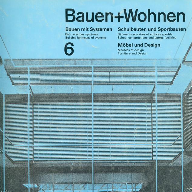 Bauen+Wohnen 1978