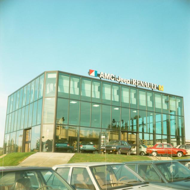 AMC Jeep Renault Dealership