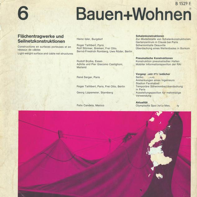 Bauen+Wohnen 1976