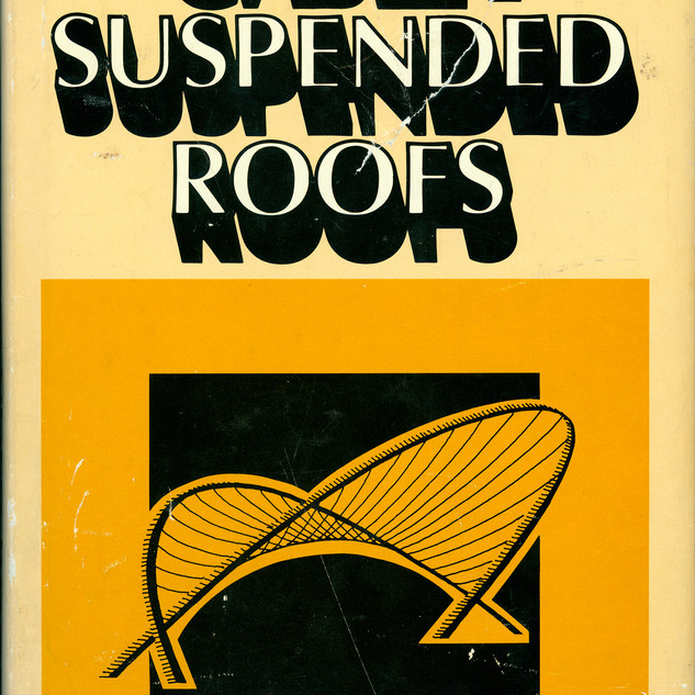 Cable Suspended Roofs