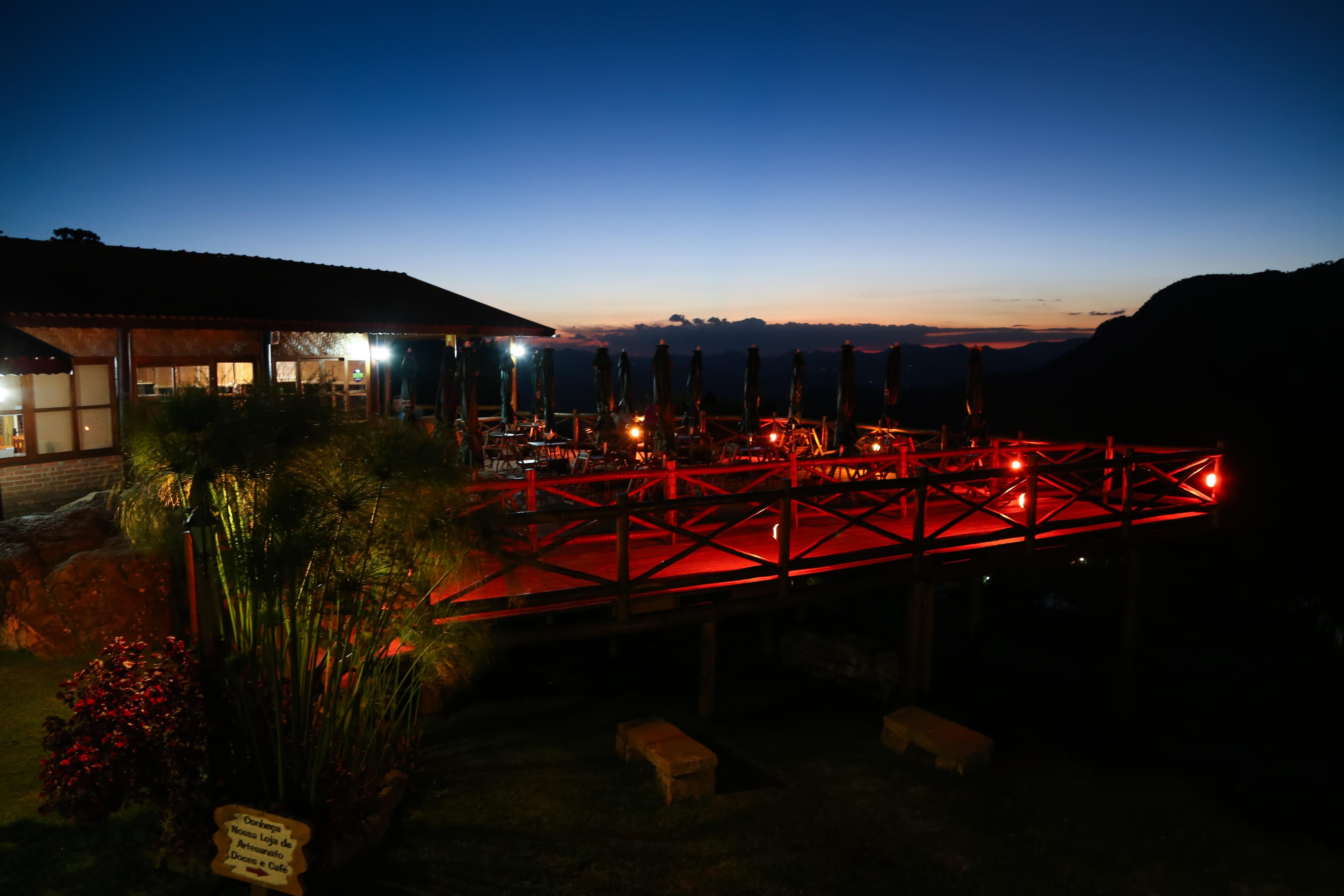 Restaurante Pedra do Baú