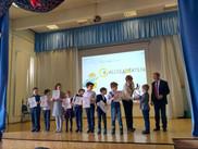 Победитель I этапа Московского региональногоконкурса исследовательских работ и творческих проектов