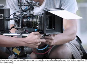 Film Industry Exhausts Full $38M FY22 Tax Credit Budget on 4 Projects...