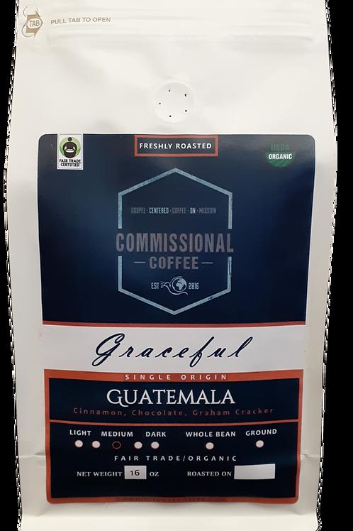 "FTO ""Graceful"" Guatemalan 1lb Bag"