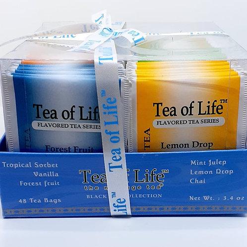 Tea of Life Black Tea Collection
