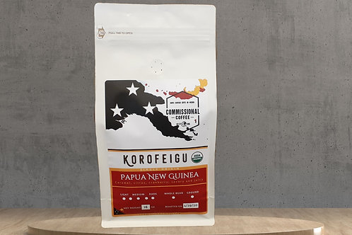 "Papua New Guinea ""Korofeigu"" 1lb Bag"