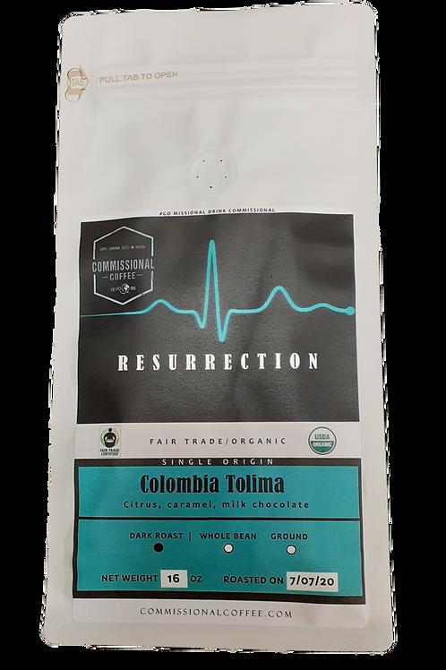 "FTO Colombian ""Resurrection"" 1lb Bag"