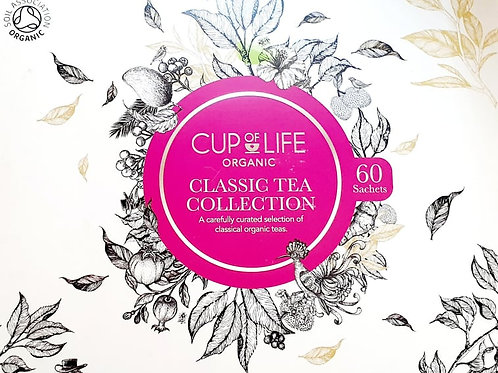 """Cup of Life Organic """"Classic Tea"""" Collection"""