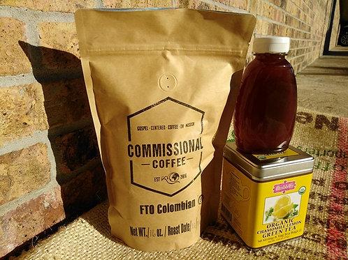 Coffee & Tea lovers Gift Box