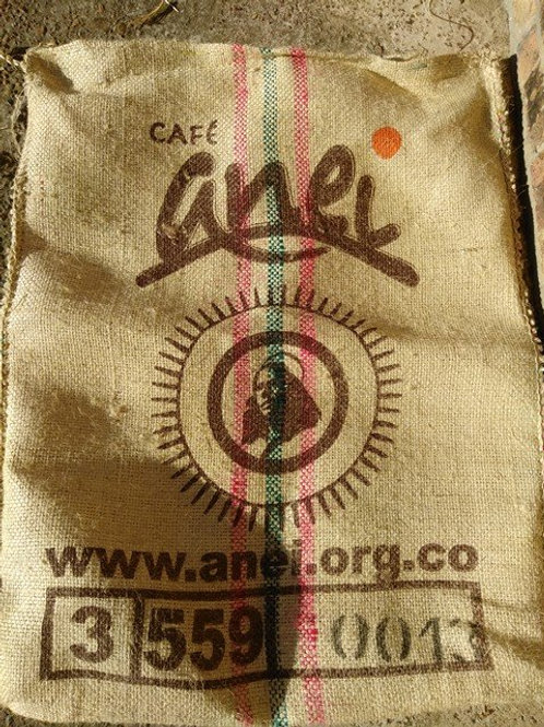 Colombian Coffee Burlap bags