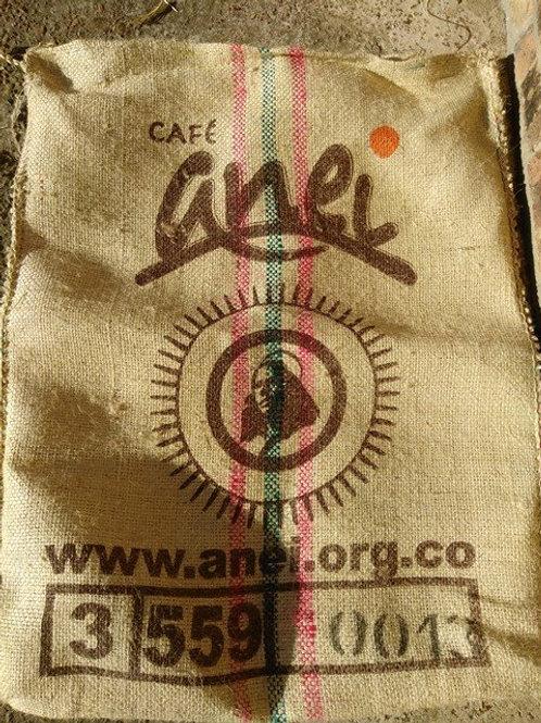 Colombian Coffee Burlap bags