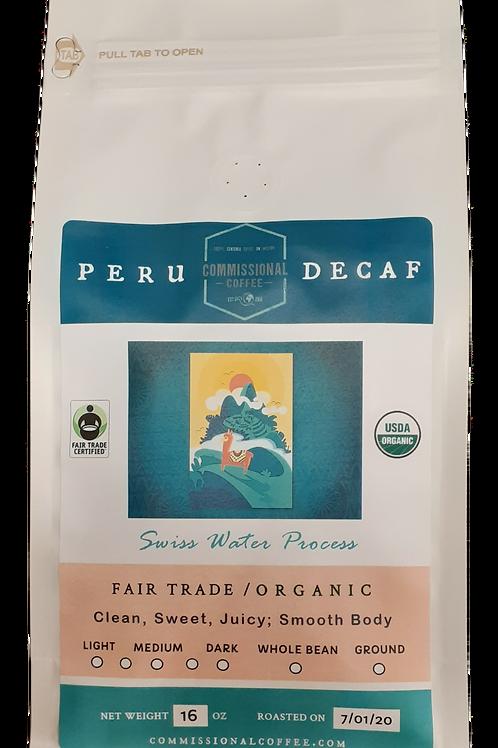 Peru Decaf