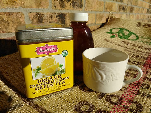 Organic Tea lover box