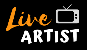 Live Artist Logo fundo preto.png
