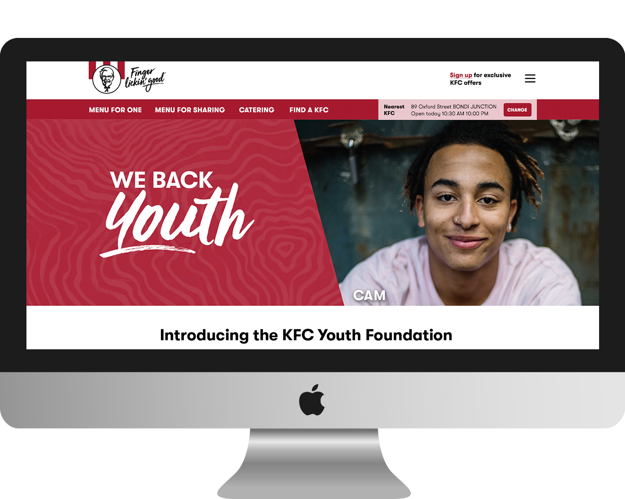 KFC Youth Foundation