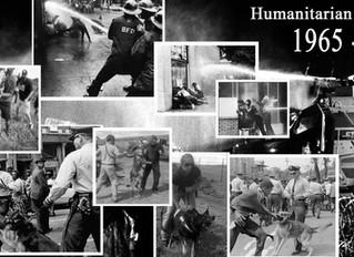 Humanitarian Progression 1965 - 2016