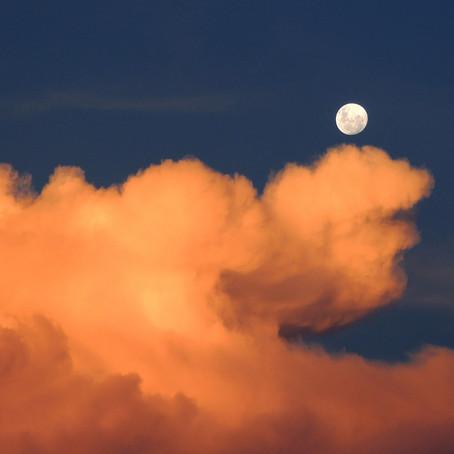 Full Moon - May