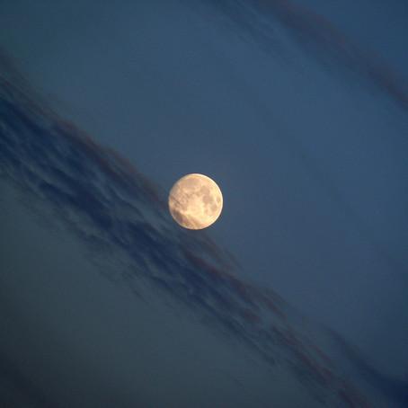 Full Moon - June