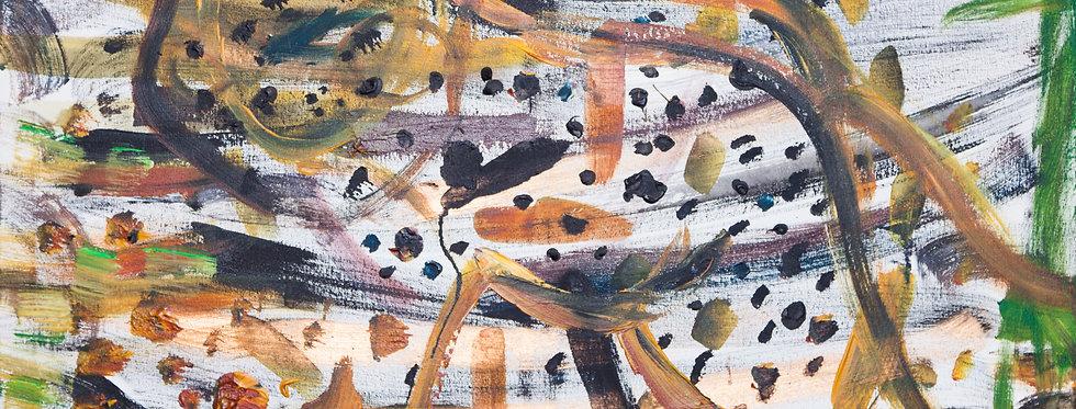 Série bestiaire, N°11, le jaguar