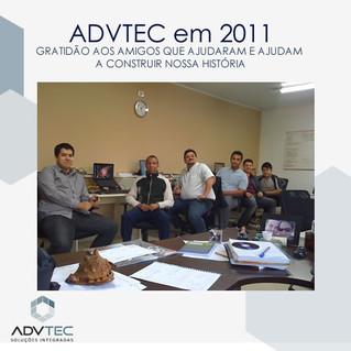 ADVTEC ERP - Relembrando 2011