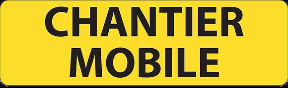 KM9 Chantier mobile