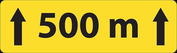 KM2 500 m