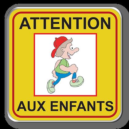 Attention aux enfants